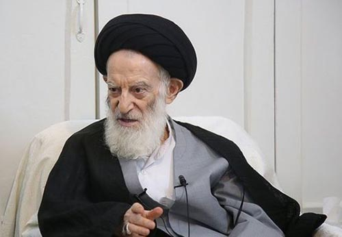 قرنطینه دفتر آیت الله شبیری زنجانی بخاطر مرگ بیمار کرونایی