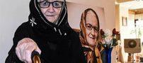 ملکه رنجبر بازیگر معروف ایرانی درگذشت (عکس و بیوگرافی)
