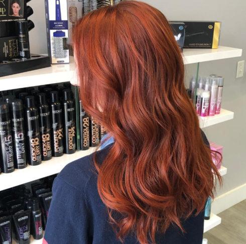 رنگ موهای مد سال 2020 و 99 (عکس و آموزش ترکیب رنگ)