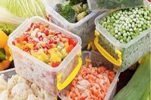 تاثیر فریز کردن یا گرما دادن مواد غذایی روی ویروس کرونا