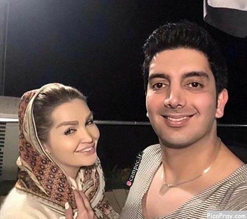 فرزاد فرزین ازدواج کرد (عکس همسر و بیوگرافی)