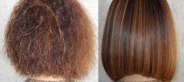 روش کراتینه کردن مو با مواد طبیعی در خانه