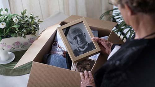 عکس پروفایل و متن روز پدر برای پدر فوت شده