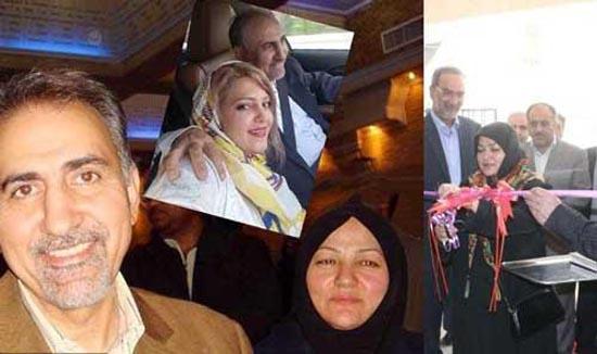 ناگفته های همسر اول نجفی شهردار تهران از ماجرای ازدواج دوم و قتل (عکس)