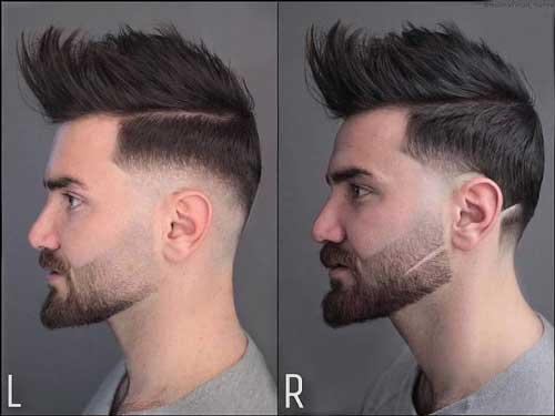 جدیدترین مدل مو مردانه مد 99 و سال 2020
