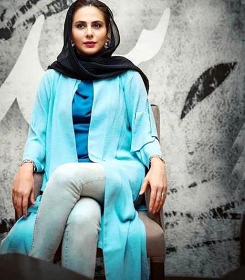 جنجال لباس بدن نمای رعنا آزادی (عکس)