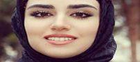 چهره دیدنی بازیگر زن ایرانی بخاطر ماسک کرونا (عکس)