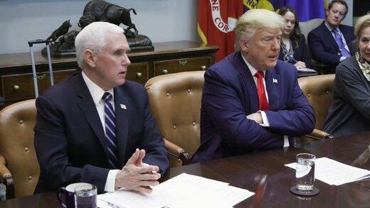 ایوانکا ترامپ دختر رئیس جمهور آمریکا قرنطینه کرونا شد