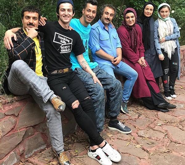 بیوگرافی بازیگران سریال پایتخت 6 (عکس)
