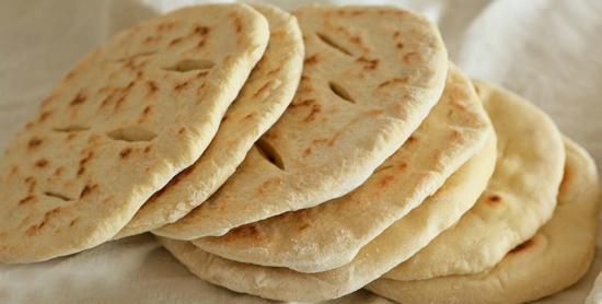 طرز پخت نان در منزل بدون فر
