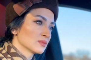 کشف حجاب روناک یونسی بازیگر زن ایرانی