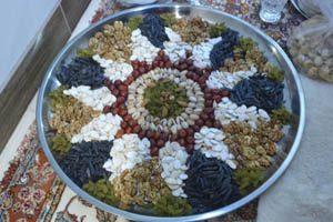 روش ضد عفونی کردن آجیل برای شب عید