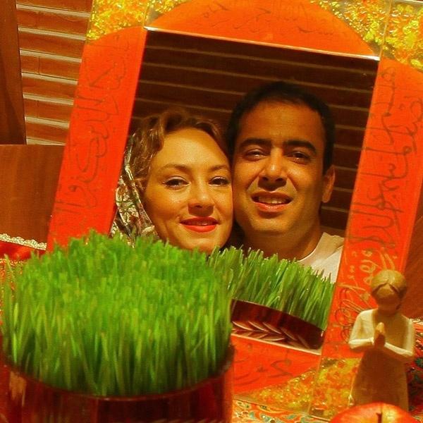 عکس های بازیگران و چهره ها در عید نوروز 99