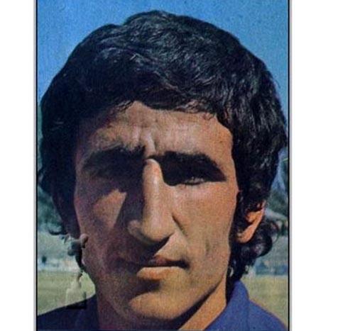 فوتبالیست سابق تیم ملی ایران به کرونا مبتلا شد (عکس)