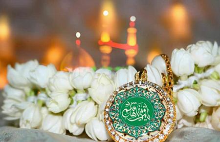 پوستر و اشعار تبریک ولادت حضرت عباس و روز جانباز