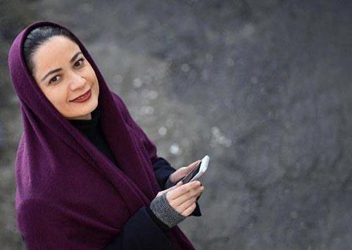 عکسهای مدلینگ نسرین نصرتی بازیگر نقش فهیمه سریال پایتخت