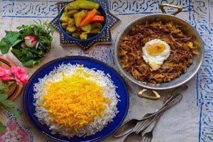 طرز تهیه خورش پیچاق قیمه مجلسی (عکس)