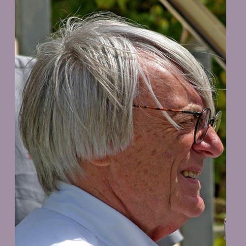 صاحب میلیاردر فرمول یک در 89 سالگی پدر شد (عکس)