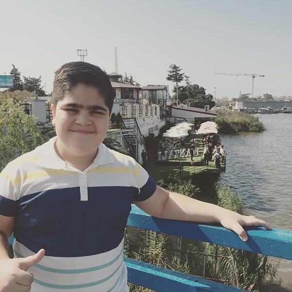 بیوگرافی ابوالفضل رجبی بازیگر نقش بهروز در پایتخت 6