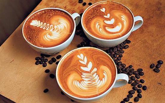 طرز تهیهی کافه لاته , لاته زردچوبه و لاته وانیل در خانه