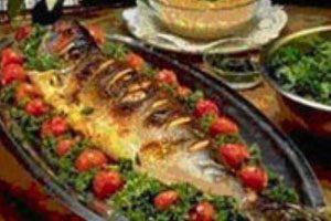 طرز تهیهی دوقوس ماهی غذای محلی بوشهری