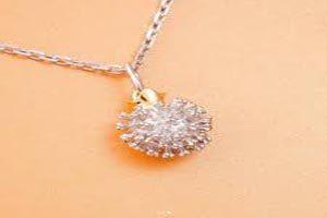 مد جدید جواهرات به شکل کرونا ( عکس )