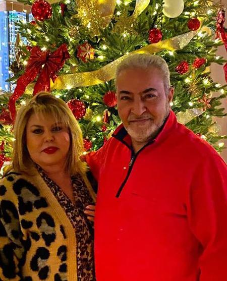 بیوگرافی ستار خواننده ایرانی و همسرش ( عکس )