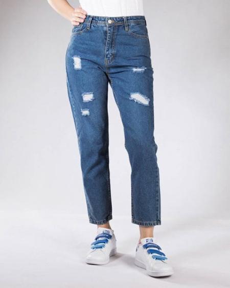 جدیدترین مدل شلوار فاق بلند زنانه