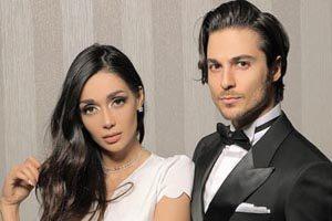 بیوگرافی و عکسهای الناز گلرخ و حمید فدایی خواننده کلیپ جاست فالو می
