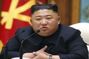 رهبر کره شمالی بعد از شایعه مرگش دیده شد ( عکس )
