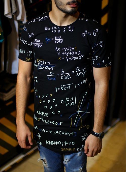 جدیدترین مدلهای تیشرت لانگ مردانه برای تابستان (عکس)