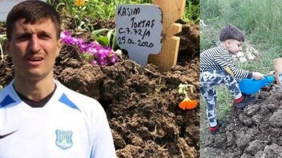 فوتبالیست معروف بخاطر کرونا فرزندش را کشت (عکس)