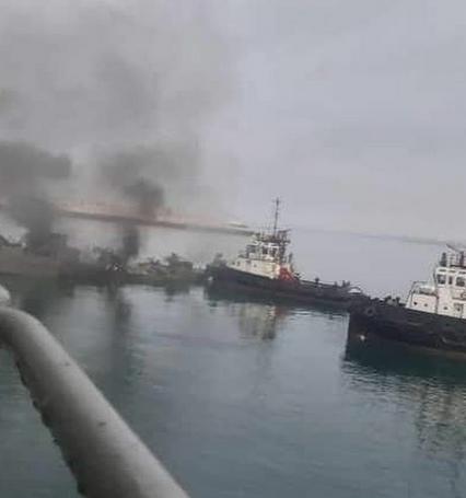 اسامی و عکس شهدای حادثه ناو کنارک