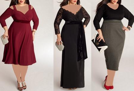 لباس پوشیدن مناسب زنان باسن بزرگ