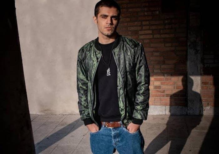 دستگیری علیرضا جاپلقی پارکور کار مشهور و ویدئو با دوست دخترش (عکس و فیلم)