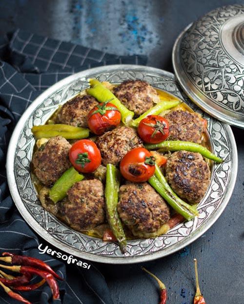 طرز تهیه سورملی کباب غذای ترکیه ای (عکس)