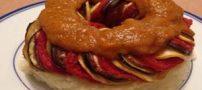 طرز تهیه غذای فرانسوی و گیاهی راتاتوئی (عکس)