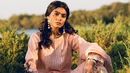 مرگ زیباترین مدل پاکستانی در سقوط هواپیما (عکس)