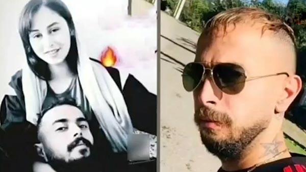 عکس خصوصی رومینا اشرفی و دوست پسرش که باعث سر بریدنش شد