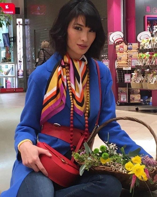 این دختر زیبای افغانی مانکن برتر اتریش شد ( تصاویر )