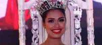 ملکه زیبایی پزشک بیماران کرونایی شد (عکس)