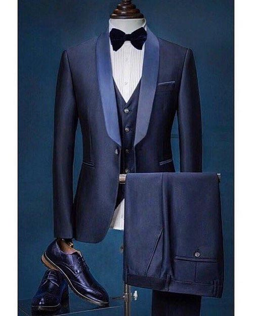 شیک ترین مدلهای جدید کت شلوار مجلسی و دامادی