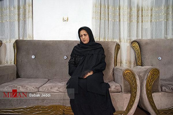 اولین عکس پدر رومینا اشرفی قاتل دخترش