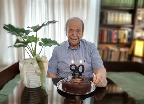 محمد علی کشاورز پدر سالار سینمای ایران درگذشت