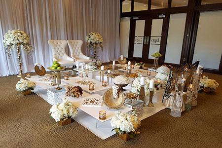 جدیدترین مدلهای سفره عقد و تزئین خنچه عروس