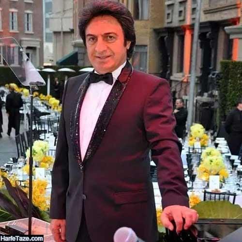 جمشید خواننده معروف آنور آبی درگذشت (عکس و بیوگرافی)