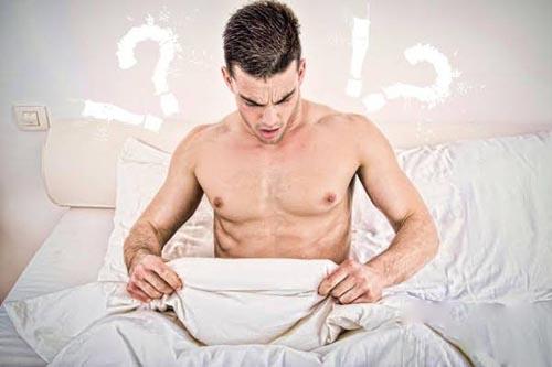 شش علت اصلی بنفش شدن آلت تناسلی مردان