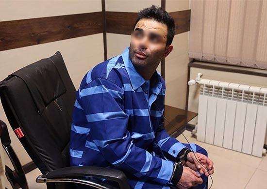 جزئیات دستگیری وحید خزایی در فرودگاه امام (عکس)