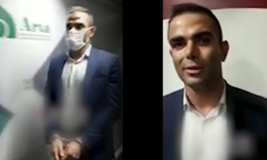 وحید خزایی به حکم مفسد فی الارض اعدام میشود (عکس)