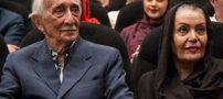 آوارگی همسر داریوش اسد زاده بخاطر پلمپ منزل ان مرحوم (عکس)